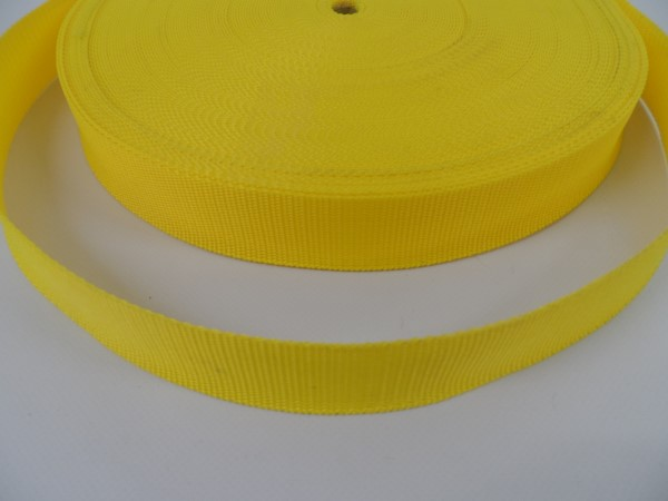 Yellow Webbing