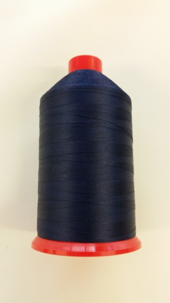 Bonded Sewing Thread Blue